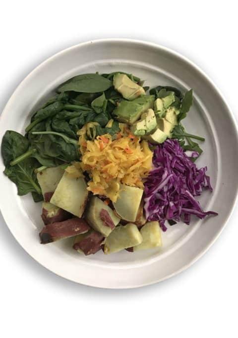 Rainbow Breakfast Bowl - Chef Whitney Aronoff   Starseed Kitchen