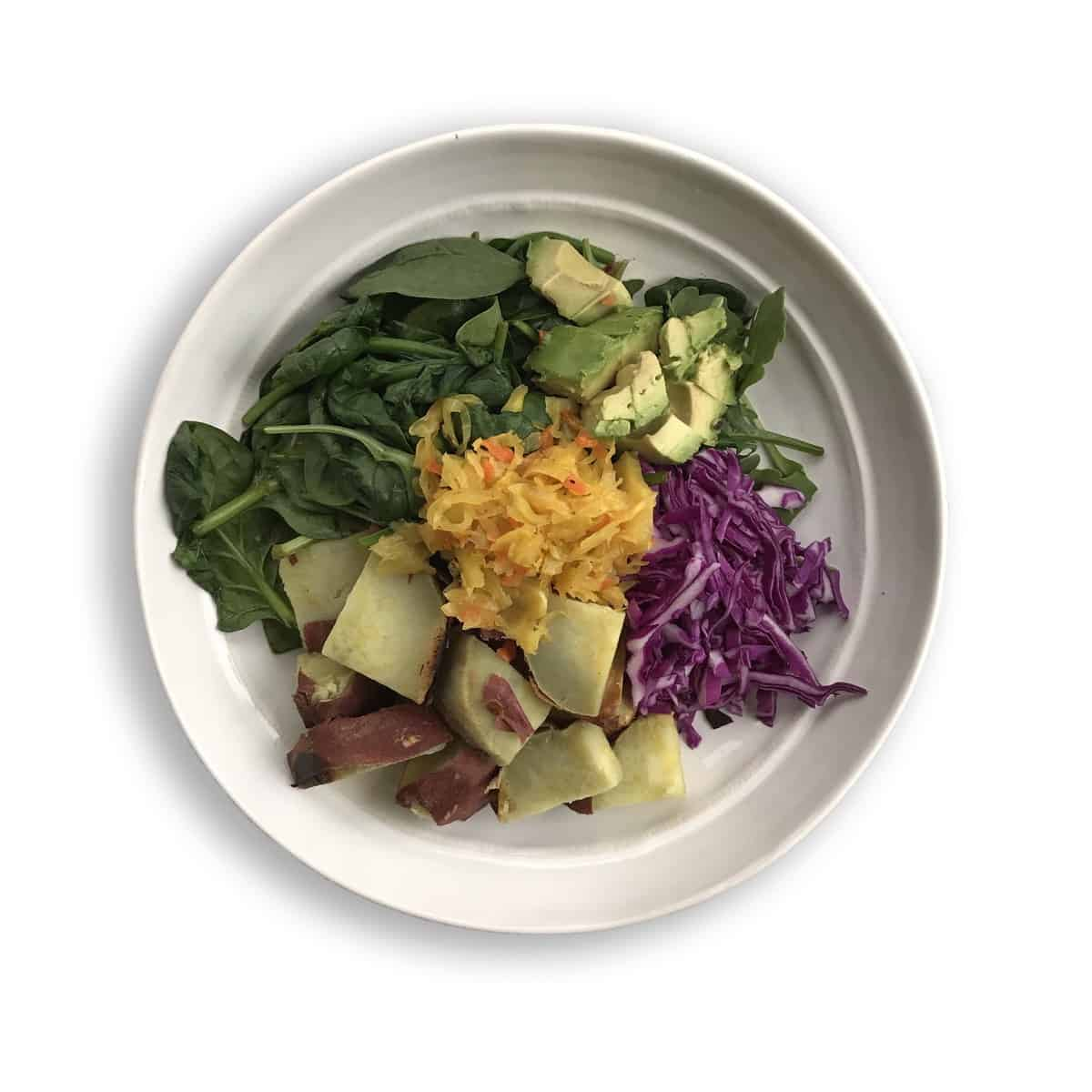 Rainbow Breakfast Bowl - Chef Whitney Aronoff | Starseed Kitchen