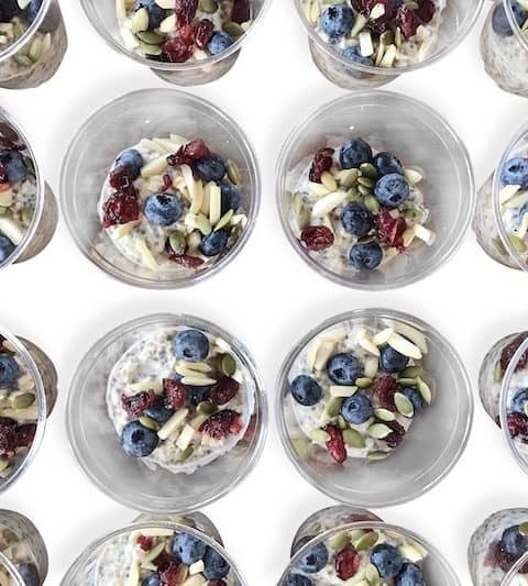 Overnight Oats - Chef Whitney Aronoff | Starseed Kitchen