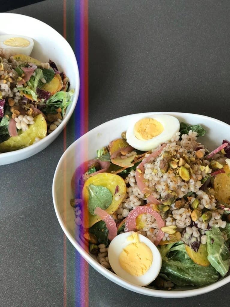 Radicchio & Golden Beet Grain Bowl - Chef Whitney Aronoff | Starseed Kitchen