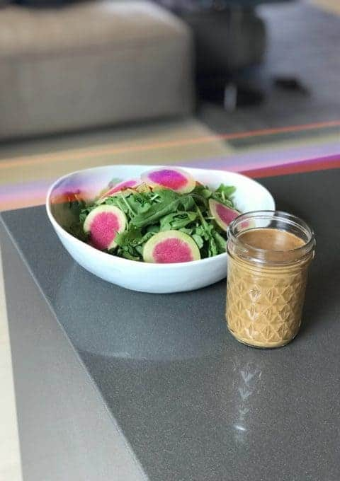Whipped Balsamic Vinaigrette Recipe - Chef Whitney Aronoff | Starseed Kitchen