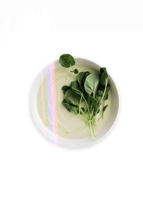 Truffle Cauliflower Soup - Chef Whitney Aronoff | Starseed Kitchen