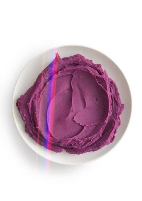 Purple Mashed Sweet Potatoes - Chef Whitney Aronoff | Starseed Kitchen
