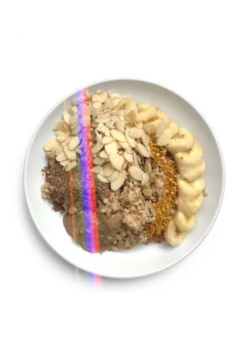Breakfast Oat Groats (Whole Oats) - Chef Whitney Aronoff   Starseed Kitchen