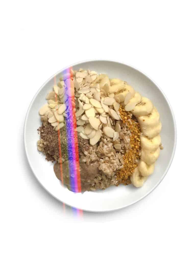 Breakfast Oat Groats (Whole Oats) - Chef Whitney Aronoff | Starseed Kitchen