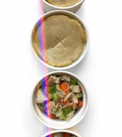 Gluten-Free Grain-Free Deep Dish Chicken Pot Pies - Chef Whitney Aronoff | Starseed Kitchen