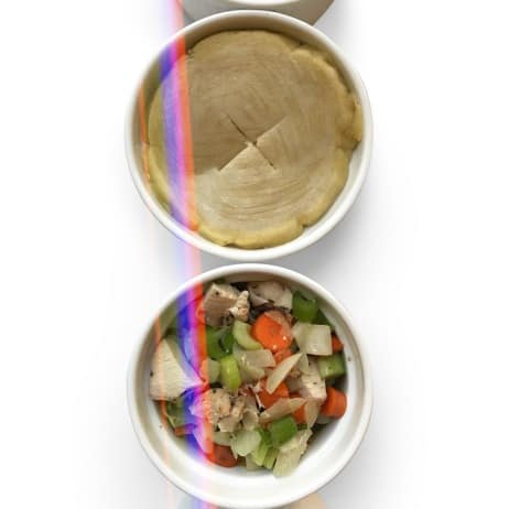 Gluten-Free Grain-Free Deep Dish Chicken Pot Pies - Chef Whitney Aronoff   Starseed Kitchen