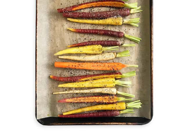 Roasted Rainbow Carrots - Chef Whitney Aronoff | Starseed Kitchen