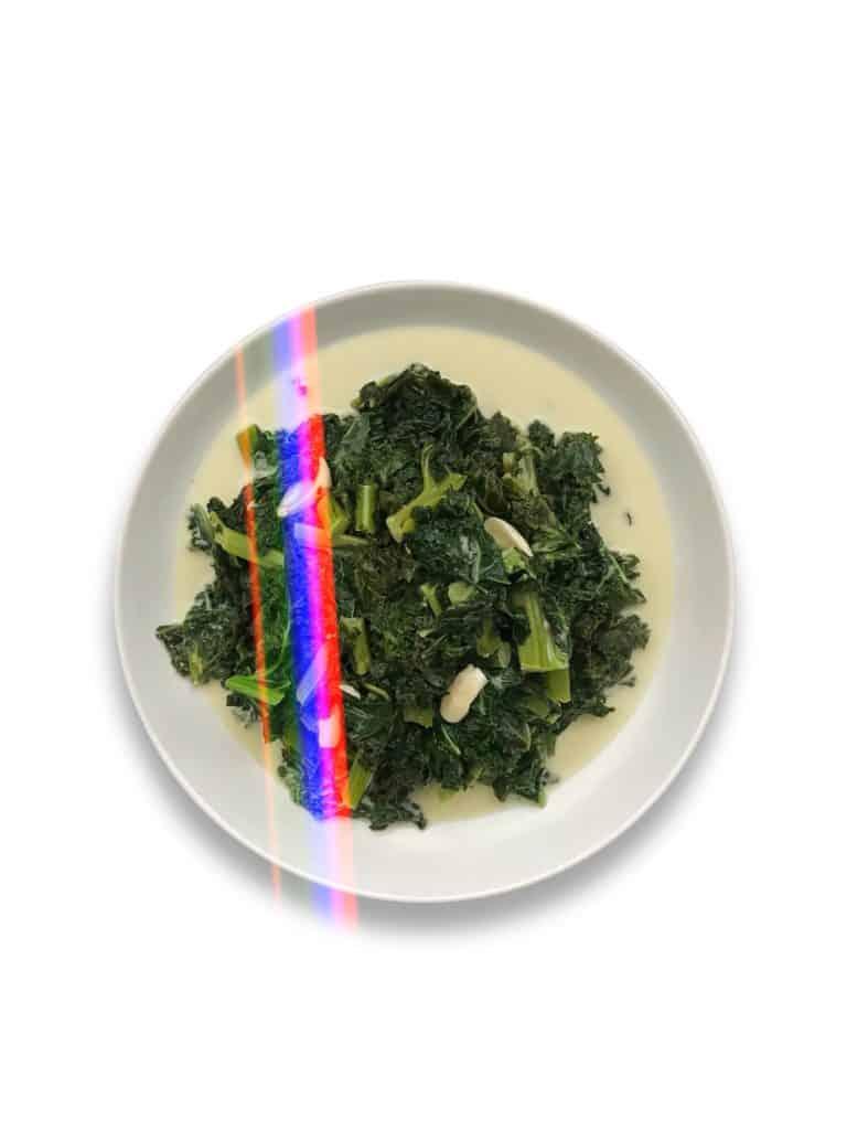 Warming Coconut Kale - Chef Whitney Aronoff | Starseed Kitchen