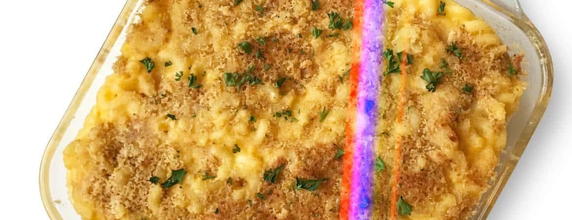 Healthyish Baked Macaroni & Cheese - Chef Whitney Aronoff | Starseed Kitchen