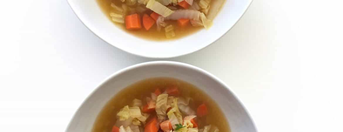 Bright & Healthy Lemon Coriander Soup - Chef Whitney Aronoff | Starseed Kitchen