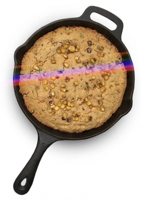 Easy Gluten-Free Cornbread with Roasted Corn - Chef Whitney Aronoff | Starseed Kitchen