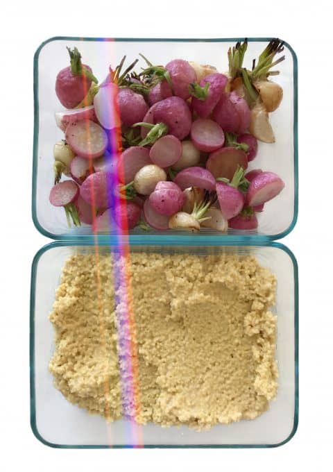Creamy Vegan Coconut Millet - Chef Whitney Aronoff | Starseed Kitchen