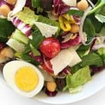 Chopped Italian Salad - Chef Whitney Aronoff | Starseed Kitchen