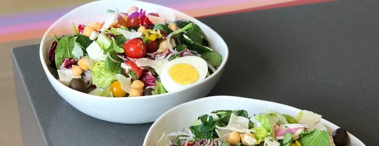 Vegetarian Italian Green Salad - Chef Whitney Aronoff | Starseed Kitchen