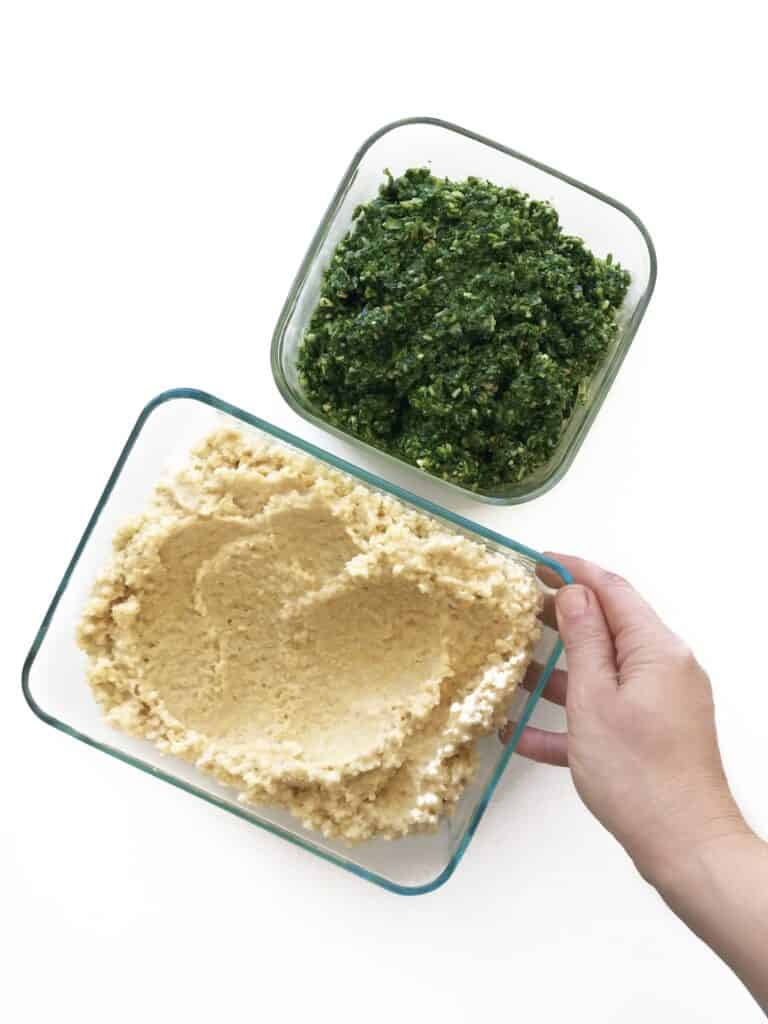 Superfood Kale Basil Pesto & Creamy Coconut Millet - Chef Whitney Aronoff | Starseed Kitchen
