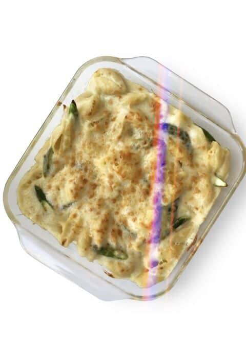 White Cheddar Mac & Cheese - Chef Whitney Aronoff | Starseed Kitchen