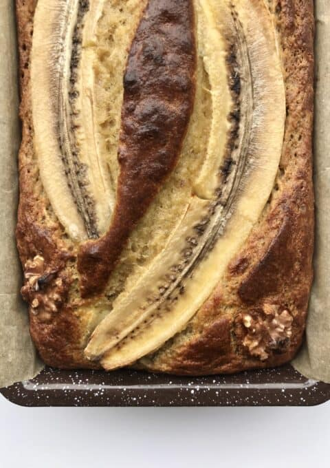 How to make grain-free banana bread - Chef Whitney Aronoff | Starseed Kitchen