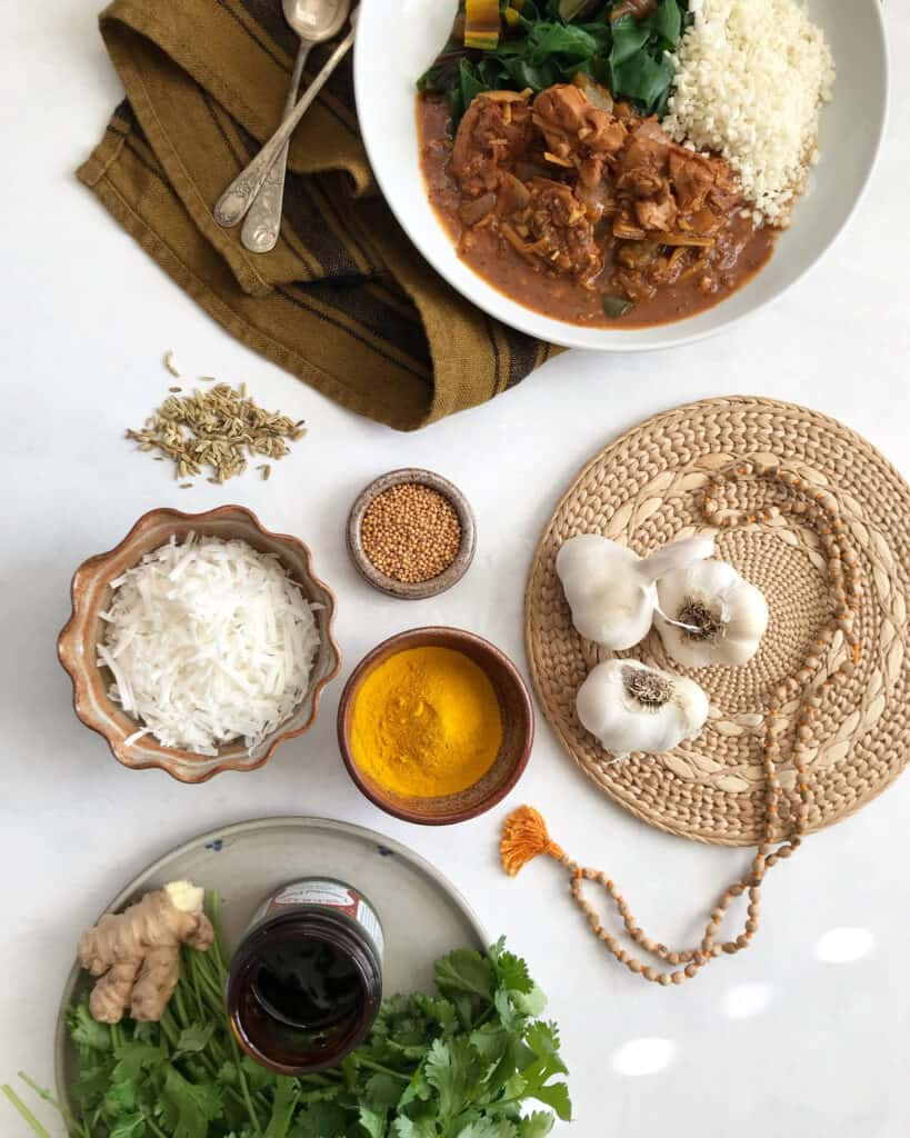 How to make Traditional Indian Curry From Scratch - Chef Whitney Aronoff | Starseed Kitchen