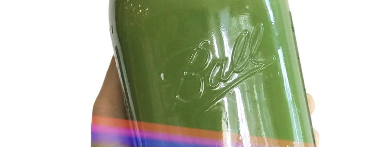 Green Juice Recipe with Fennel & Green Apple