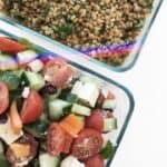 Mediterranean Greek Salad Recipe